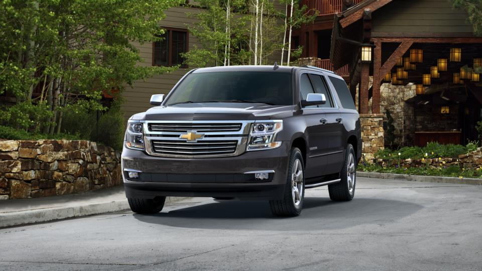2015 Chevrolet Suburban Vehicle Photo in Decatur, IL 62526