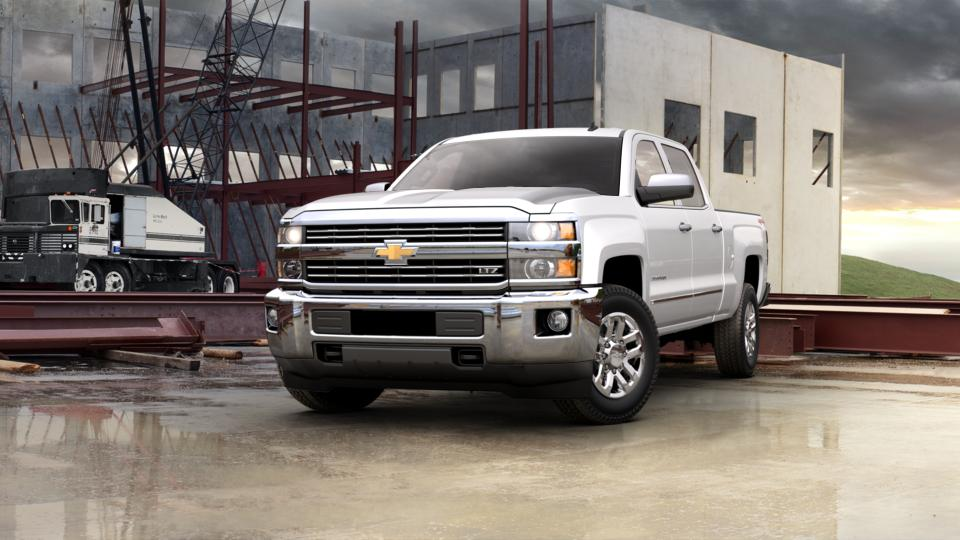 2015 Chevrolet Silverado 2500HD Vehicle Photo in Greensboro, NC 27405