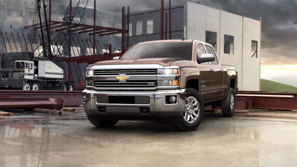 2015 Chevrolet Silverado 2500HD Vehicle Photo in Mansfield, OH 44906