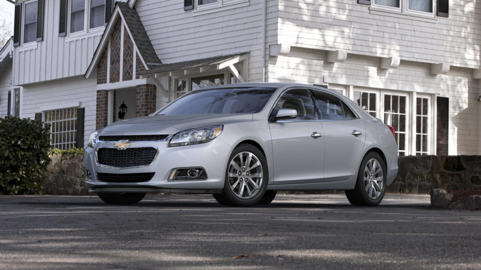 2015 Chevrolet Malibu Vehicle Photo in Raleigh, NC 27609