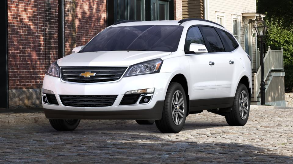 2015 Chevrolet Traverse Vehicle Photo in Chickasha, OK 73018