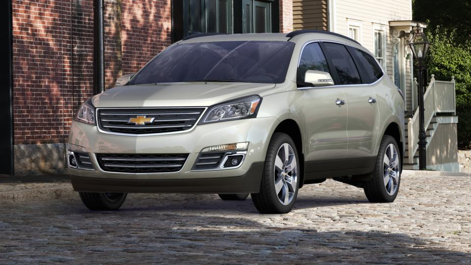 2015 Chevrolet Traverse Vehicle Photo in St. Clairsville, OH 43950