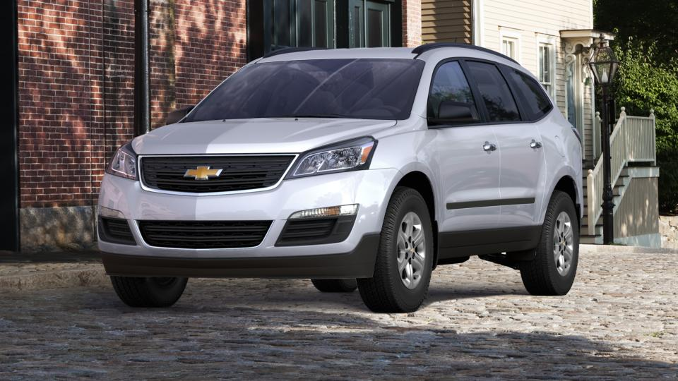 2015 Chevrolet Traverse Vehicle Photo in Johnston, RI 02919