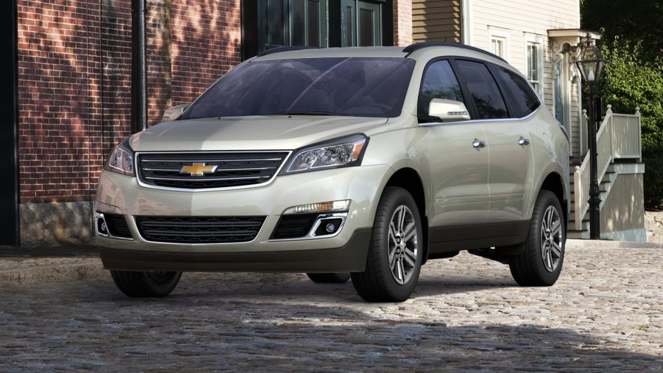 2015 Chevrolet Traverse Vehicle Photo in Manhattan, KS 66502
