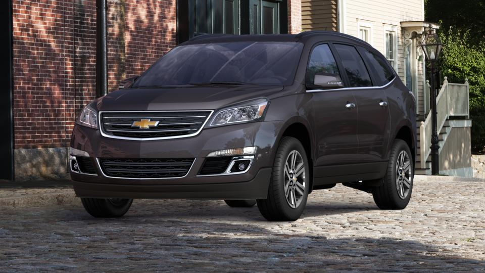 2015 Chevrolet Traverse Vehicle Photo in Chelsea, MI 48118