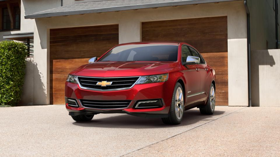 2015 Chevrolet Impala Vehicle Photo in Vermilion, OH 44089