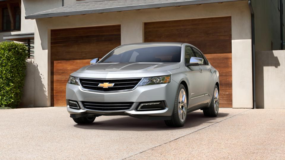 2015 Chevrolet Impala Vehicle Photo in Sumner, WA 98390
