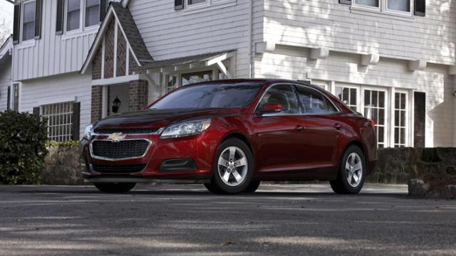 2017 Chevrolet Malibu Vehicle Photo In Glenwood Mn 56334