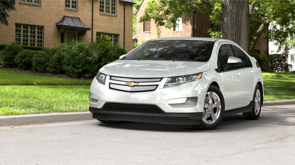 2015 Chevrolet Volt Vehicle Photo in Mount Horeb, WI 53572