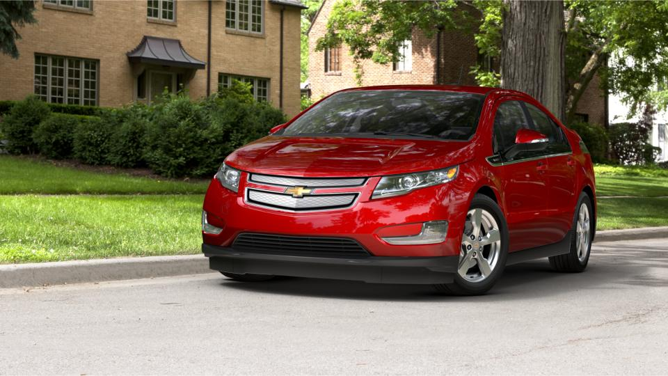 2015 Chevrolet Volt Vehicle Photo in Reese, MI 48757