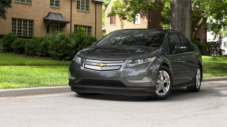 2015 Chevrolet Volt Vehicle Photo in Burlington, WI 53105
