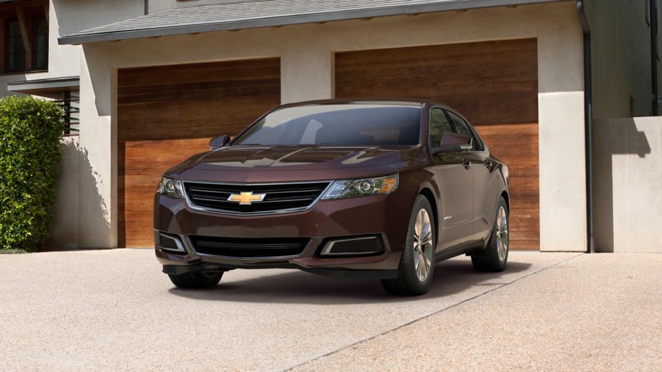 2015 Chevrolet Impala Vehicle Photo in Helena, MT 59601