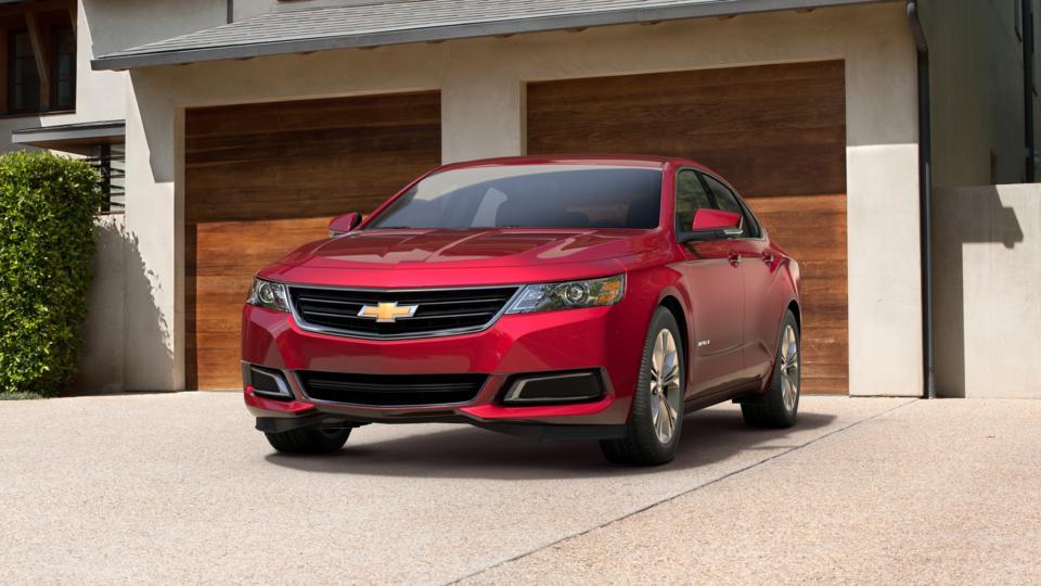 2015 Chevrolet Impala Vehicle Photo in Richmond, VA 23231