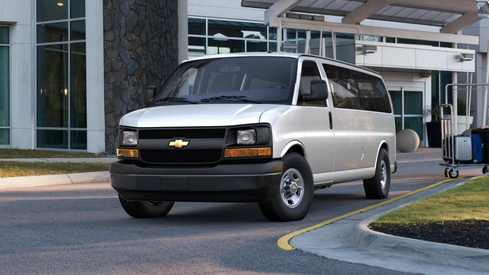 2015 Chevrolet Express Passenger Vehicle Photo in Long Island City, NY 11101