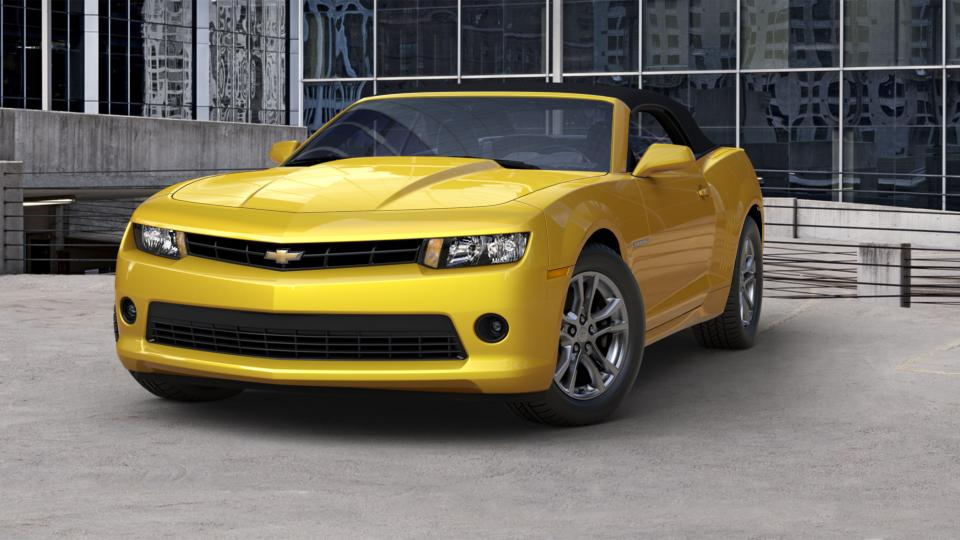 2015 Chevrolet Camaro Vehicle Photo in Colorado Springs, CO 80905