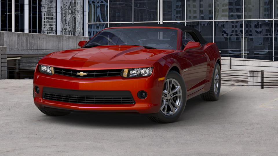 2015 Chevrolet Camaro Vehicle Photo in Sioux City, IA 51101