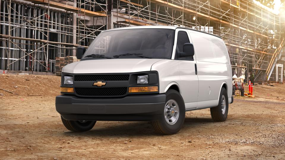 2015 Chevrolet Express Cargo Van Vehicle Photo in Long Island City, NY 11101