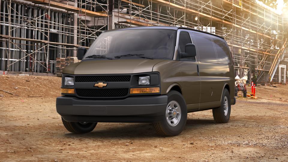2015 Chevrolet Express Cargo Van Vehicle Photo in Mount Horeb, WI 53572