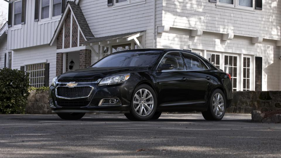 2015 Chevrolet Malibu Vehicle Photo in Lake Bluff, IL 60044