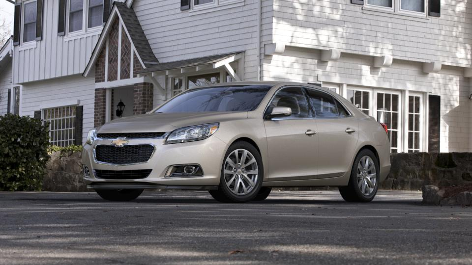 2015 Chevrolet Malibu Vehicle Photo in San Leandro, CA 94577