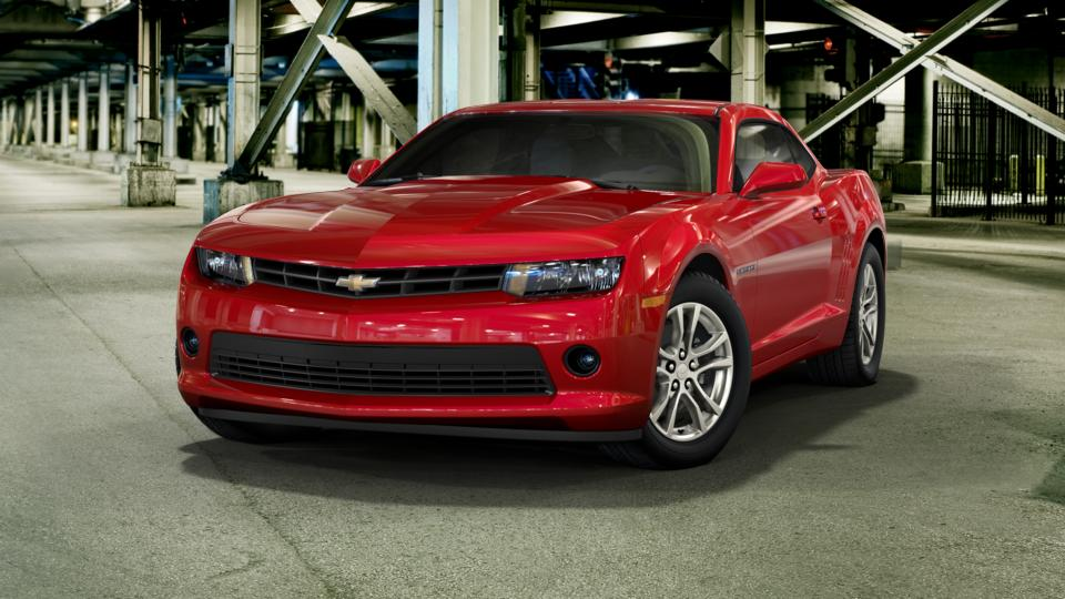 2015 Chevrolet Camaro Vehicle Photo in Akron, OH 44320