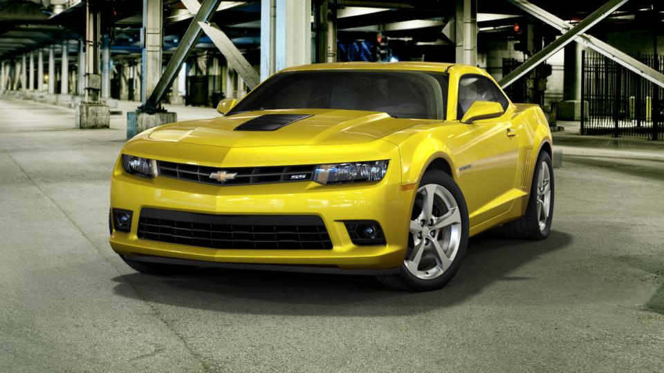 2015 Chevrolet Camaro Vehicle Photo in Manhattan, KS 66502