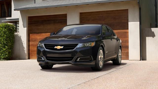 2015 Chevrolet Impala Ls Black For Sale D0224 Atlantic Chevrolet