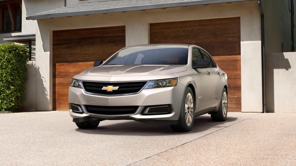 2015 Chevrolet Impala Vehicle Photo in Massena, NY 13662