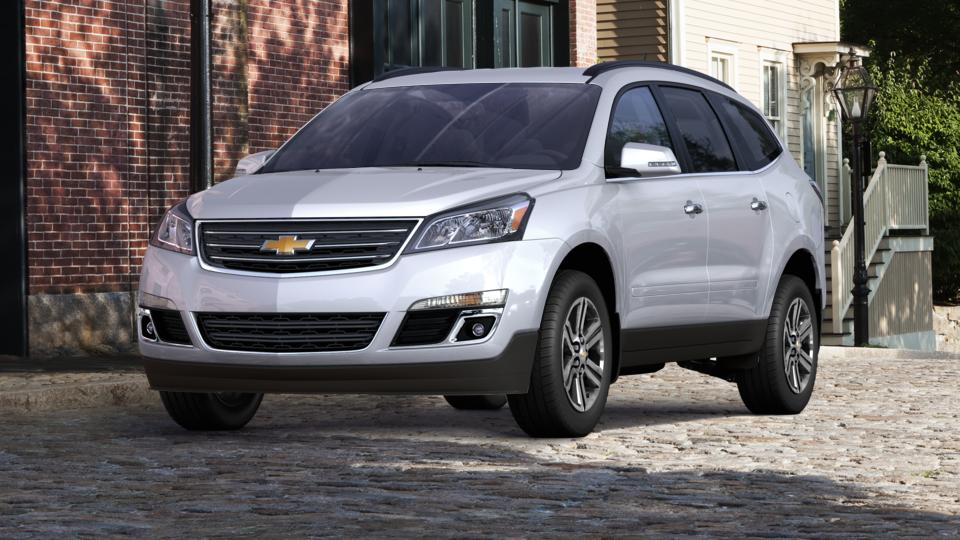 2015 Chevrolet Traverse Vehicle Photo in Ellwood City, PA 16117