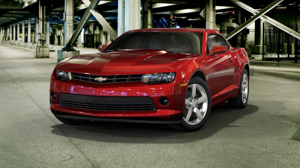 2015 Chevrolet Camaro Vehicle Photo in Durham, NC 27713