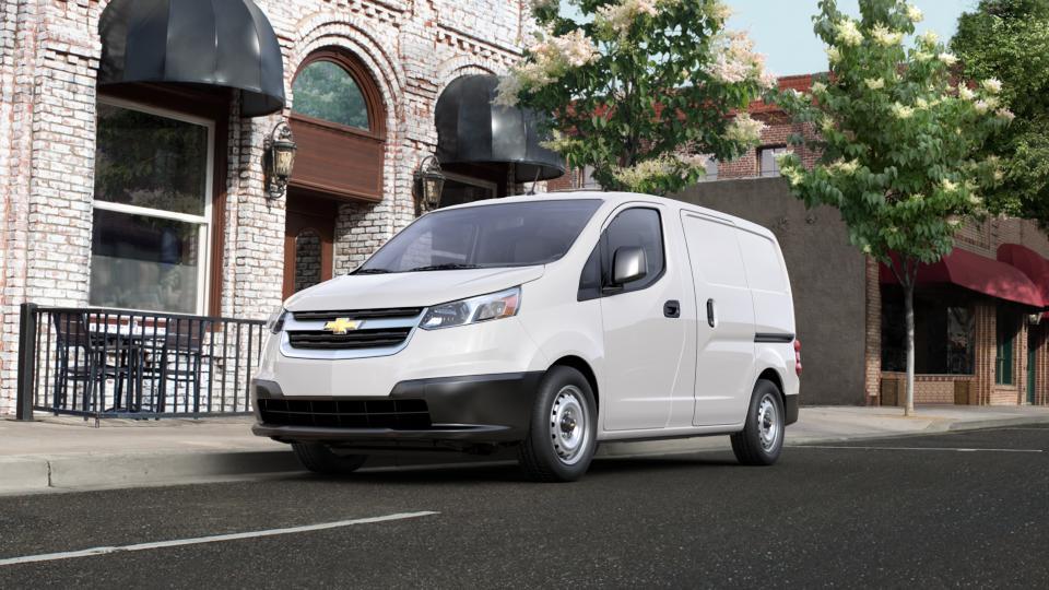 2015 Chevrolet City Express Cargo Van Vehicle Photo in Middleton, WI 53562