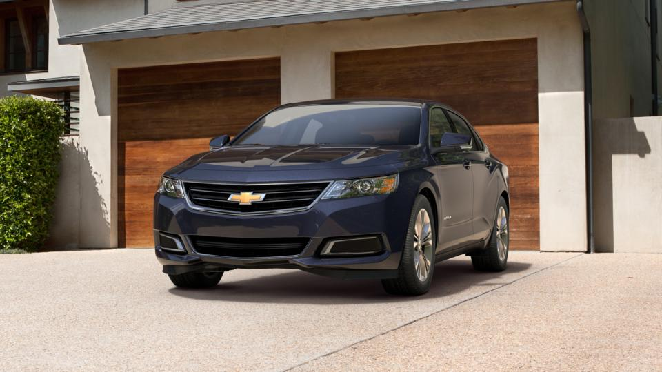 2015 Chevrolet Impala Vehicle Photo in Reese, MI 48757