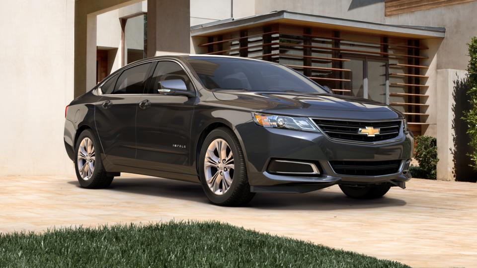 south jersey ashen gray metallic 2015 chevrolet impala certified car for sale 58237. Black Bedroom Furniture Sets. Home Design Ideas
