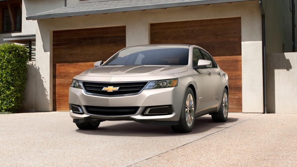 2015 Chevrolet Impala Vehicle Photo in Henderson, NV 89014