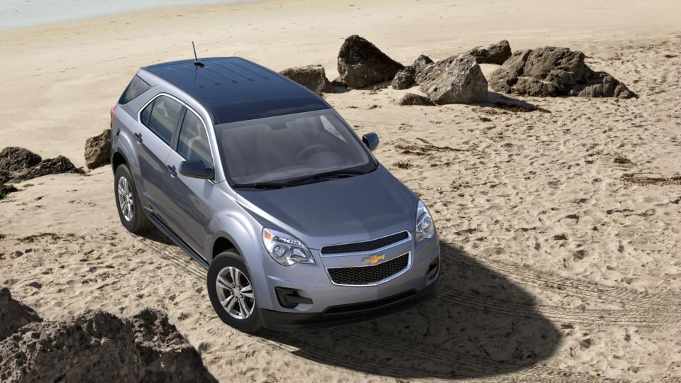 2015 Chevrolet Equinox Vehicle Photo in Chickasha, OK 73018
