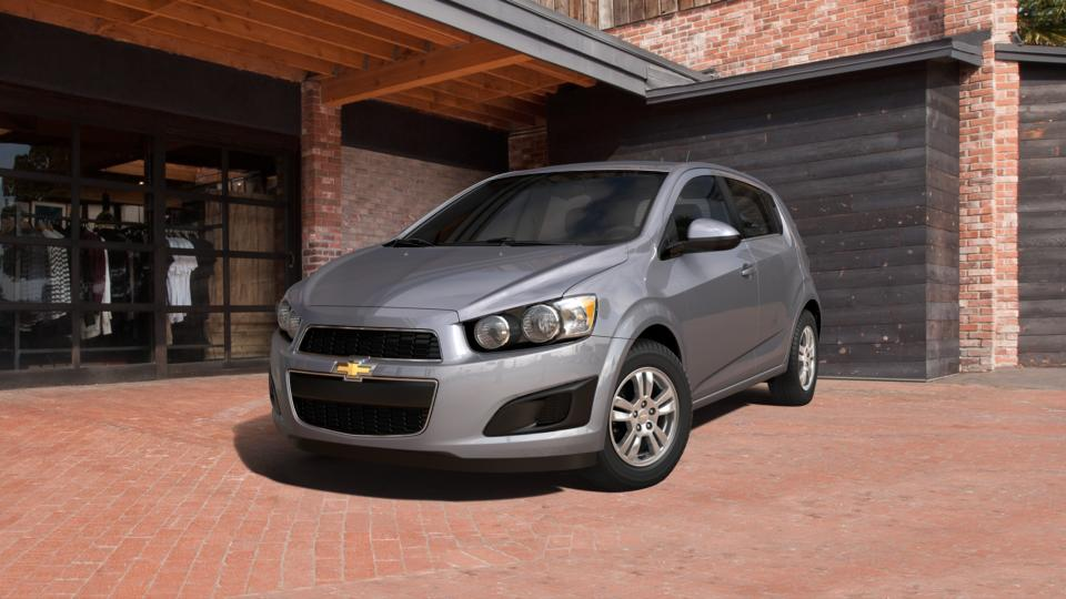 2015 Chevrolet Sonic Vehicle Photo in Joliet, IL 60435