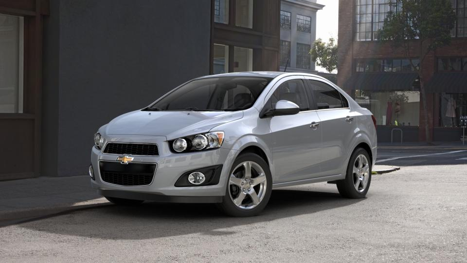2015 Chevrolet Sonic Vehicle Photo in Melbourne, FL 32901
