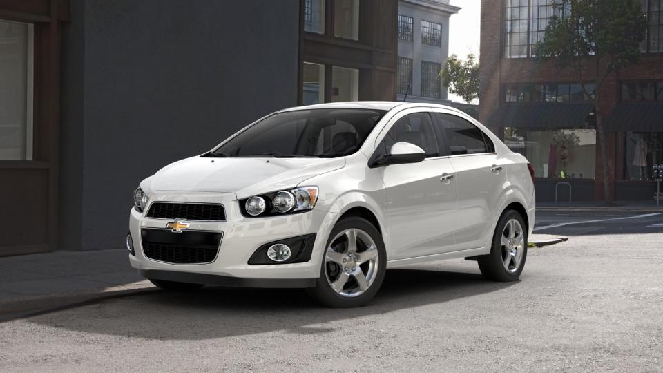 2015 Chevrolet Sonic Vehicle Photo in Ocala, FL 34474