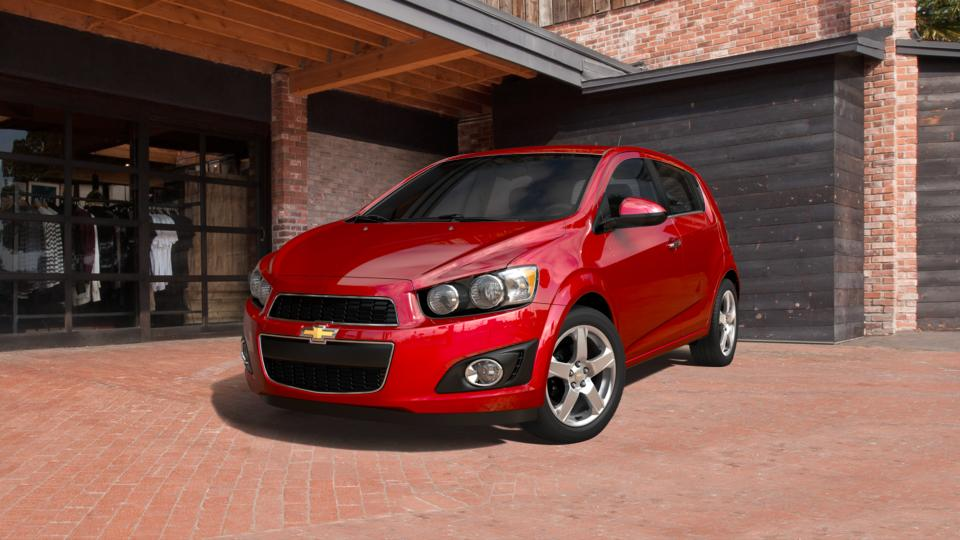 2015 Chevrolet Sonic Vehicle Photo in Salem, VA 24153