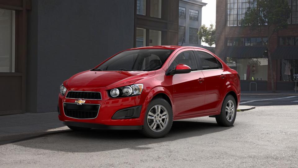 2015 Chevrolet Sonic Vehicle Photo in Midland, TX 79703