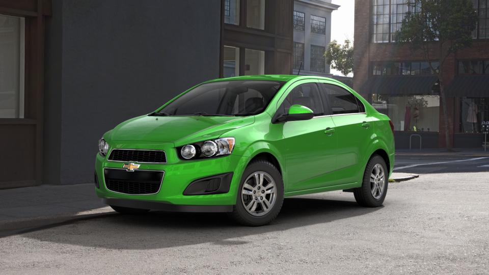 2015 Chevrolet Sonic Vehicle Photo in Gardner, MA 01440