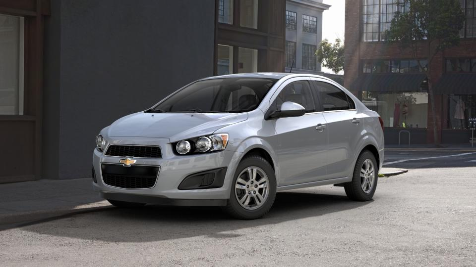 2015 Chevrolet Sonic Vehicle Photo in St. Clairsville, OH 43950
