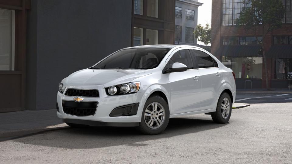 2015 Chevrolet Sonic Vehicle Photo in Richmond, VA 23231