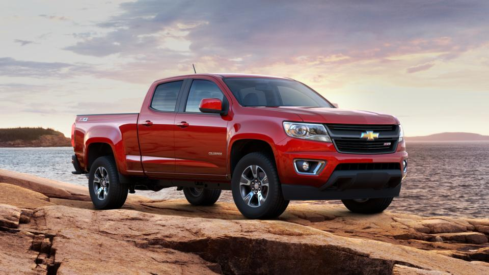 2015 Chevrolet Colorado Vehicle Photo in Triadelphia, WV 26059