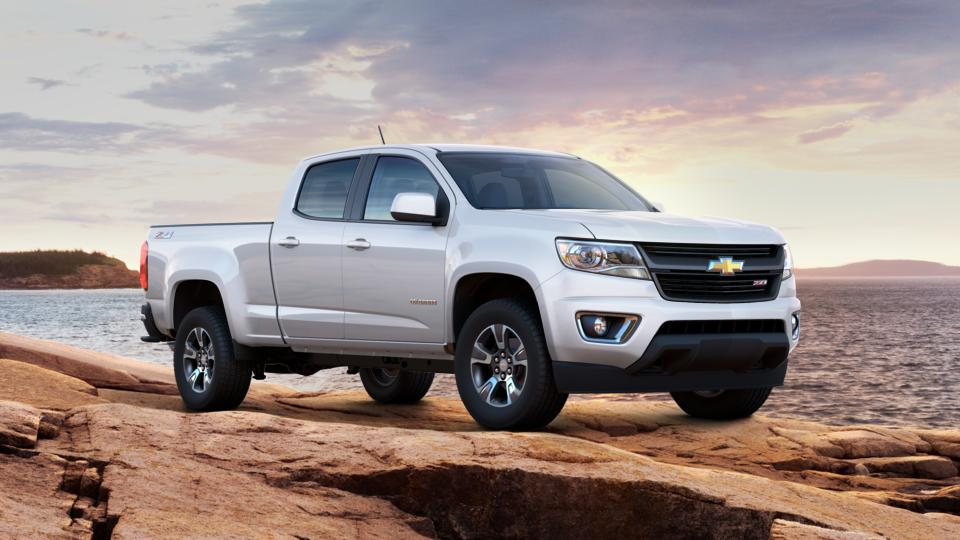 2015 Chevrolet Colorado Vehicle Photo in Redding, CA 96002