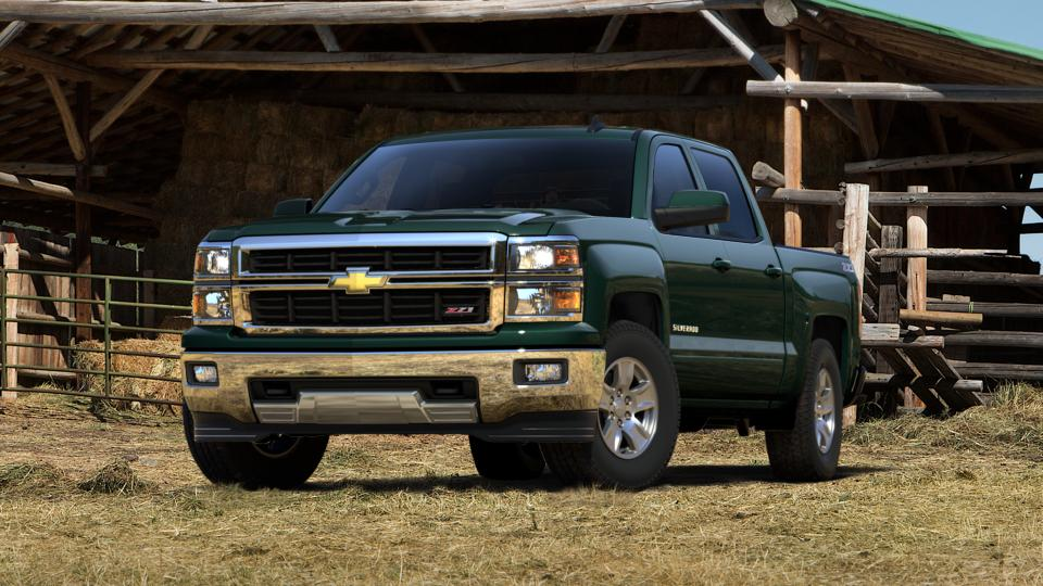 2015 Chevrolet Silverado 1500 Vehicle Photo in Tuscumbia, AL 35674