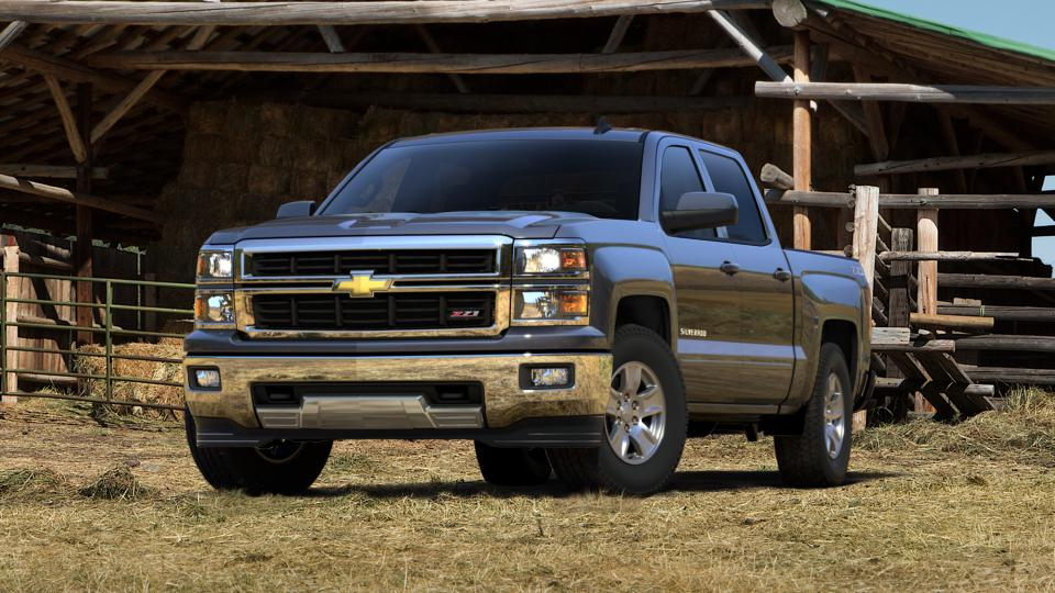 2015 Chevrolet Silverado 1500 Vehicle Photo in Rosenberg, TX 77471