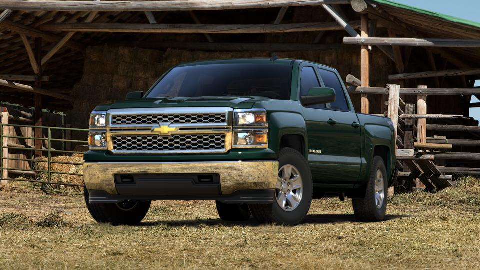 2015 Chevrolet Silverado 1500 Vehicle Photo in Newton Falls, OH 44444