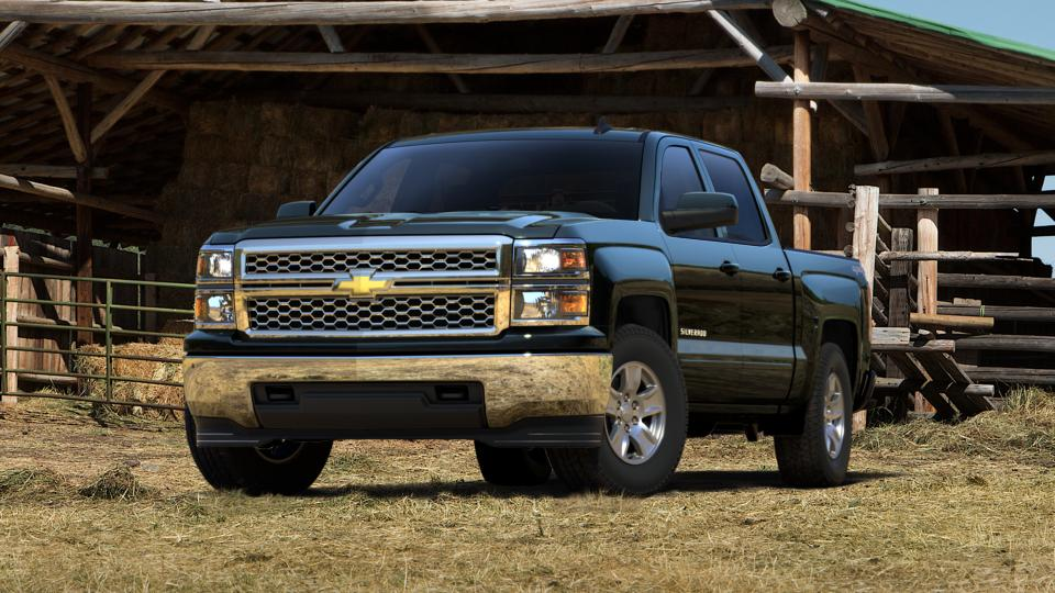 2015 Chevrolet Silverado 1500 Vehicle Photo in Rockville, MD 20852