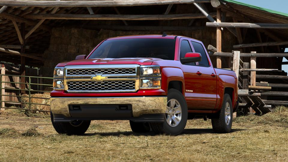 2015 Chevrolet Silverado 1500 Vehicle Photo in Chickasha, OK 73018